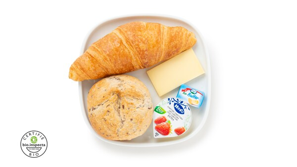 Neu: Bio IKEA Frühstück