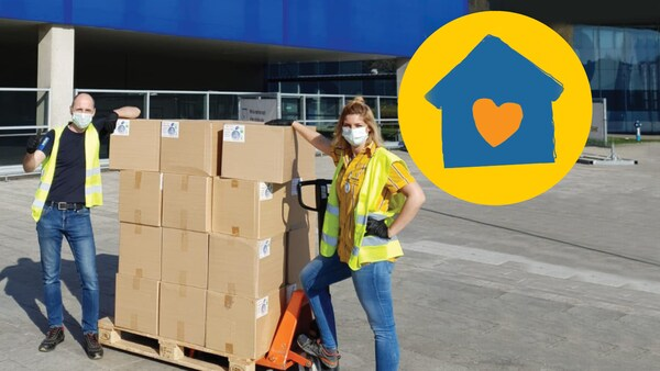 Neue Gartenmöbel bei IKEA