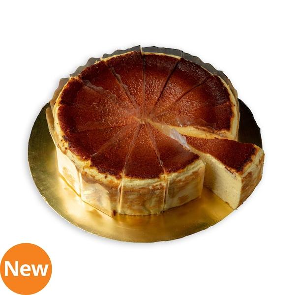 NEW! Burnt Cheese Cake