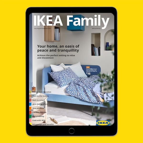 New IKEA Family digital magazine!