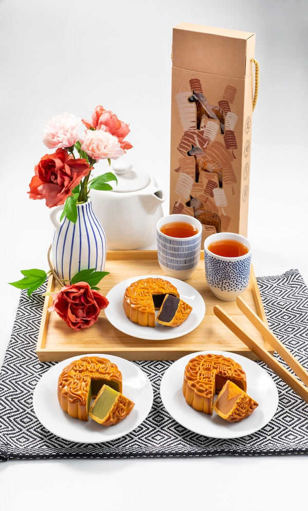 NEW! Moon Cake (3 Flavours)