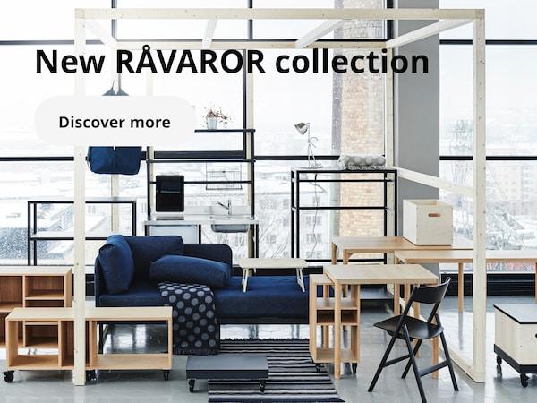 New RAVAROR Collection