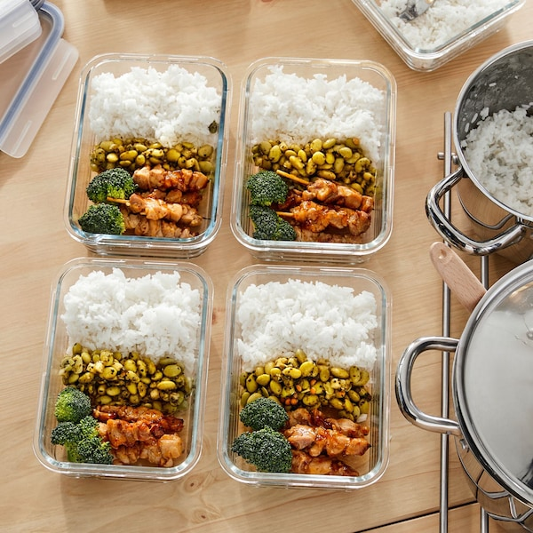 No more excuses for not bringing your lunch box