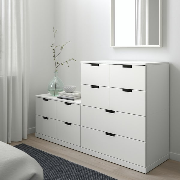 NORDLI chest of drawers