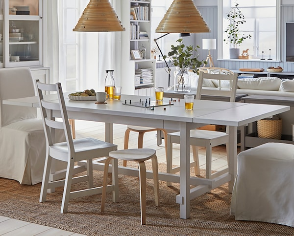 NORDVIKEN Dining table series