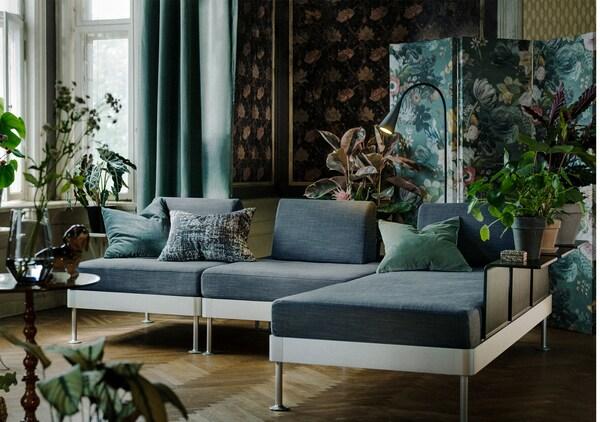 Nova DELAKTIG modularna sofa kompanije IKEA.