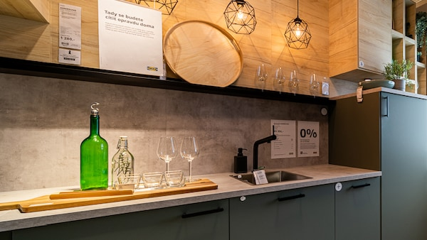 Nové kuchyně v IKEA Ostrava