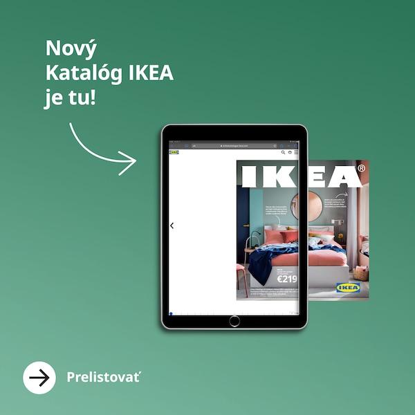 Nový Katalóg IKEA je tu!