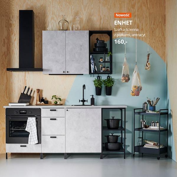 Nowości IKEA - sprawdź najnowsze produkty w ofercie.