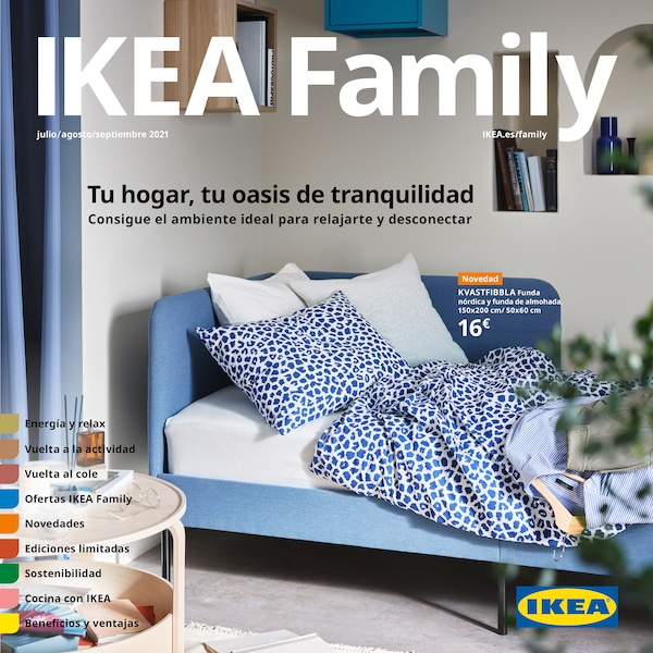 Nueva revista IKEA Family
