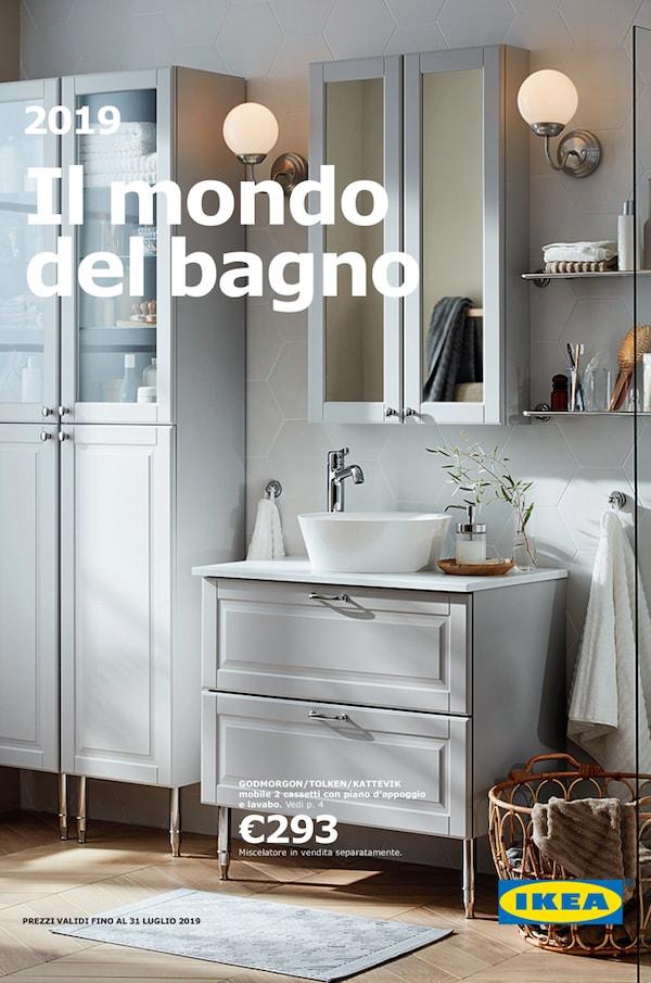 Catalogo online e brochure ikea for Arredo bagno ikea prezzi