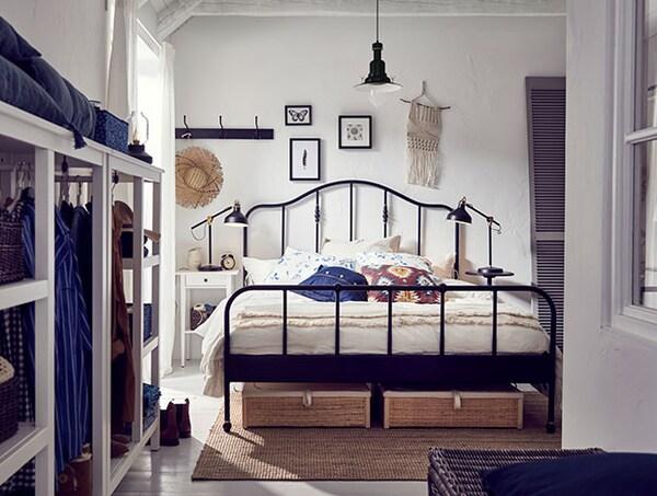 Novit per la camera da letto ikea for Mobili per camera