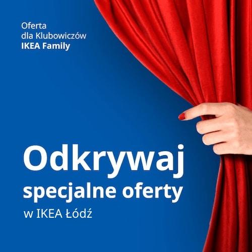 Odkryj co tydzień specjalne oferty w IKEA Łódź