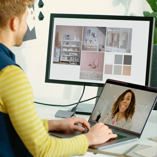 Odkryj nasze usługi planowania i projektowania i zarezerwuj spotkanie online z projektantami IKEA