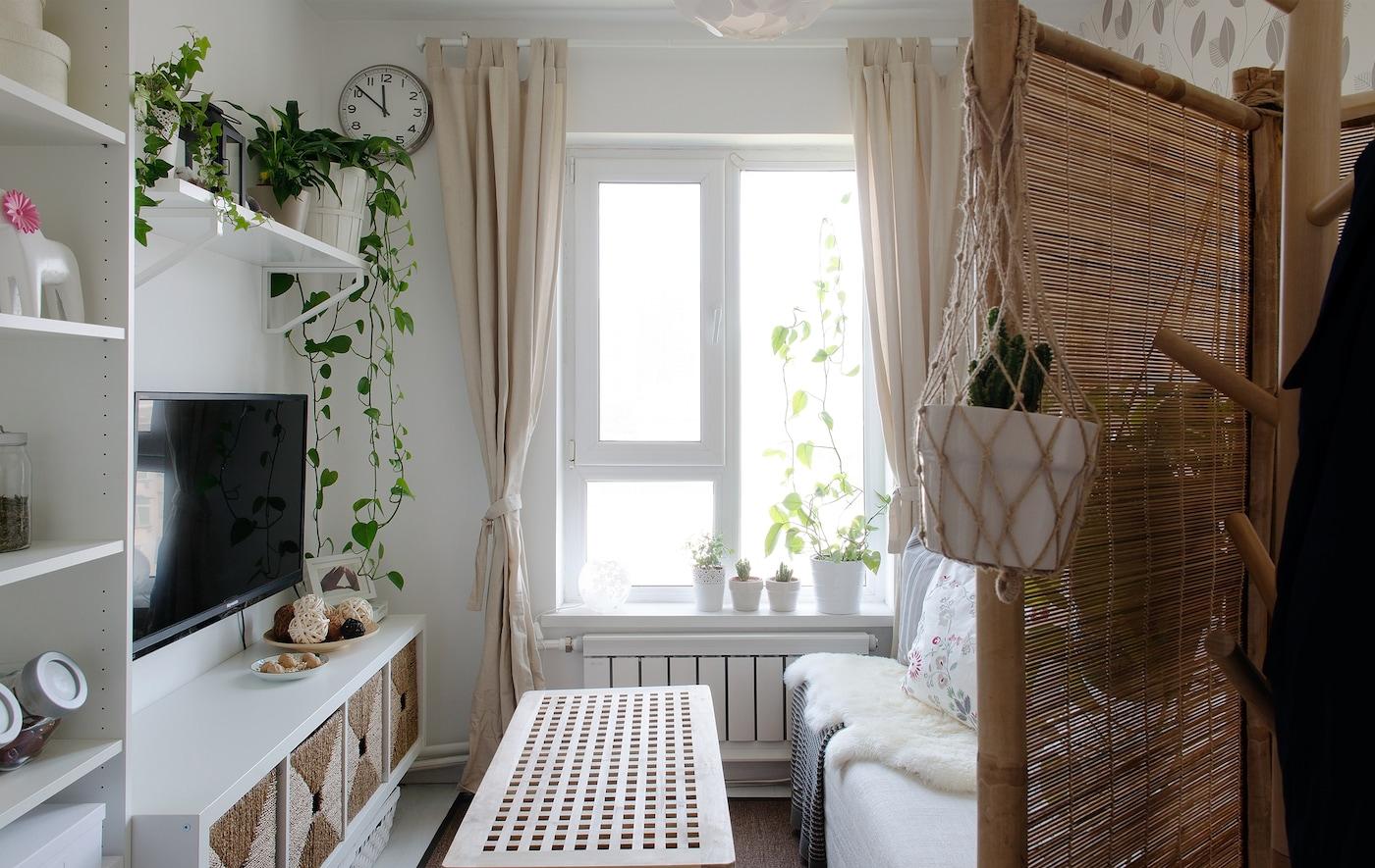 Einrichtungstipps für kleine Räume - IKEA Deutschland