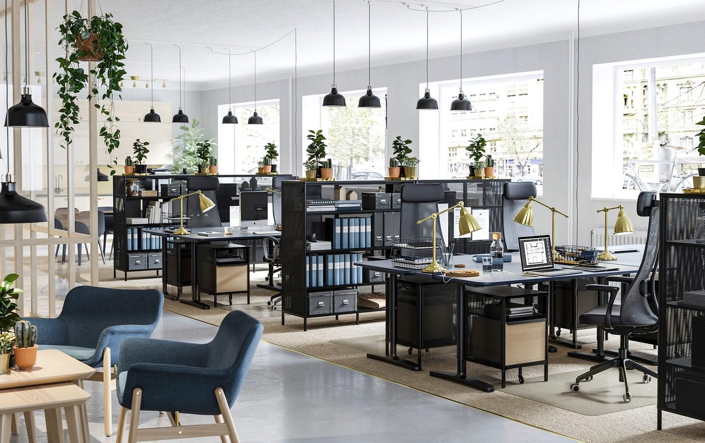 Büro Geschäft Gastronomie Inspirationen IKEA