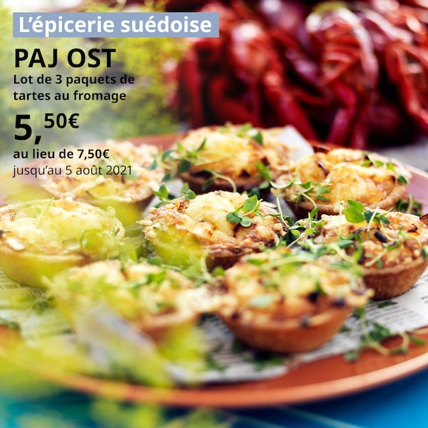 offre tartes au fromage