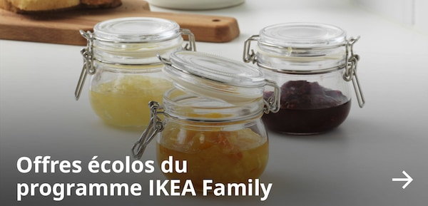 Offres IKEA Family.
