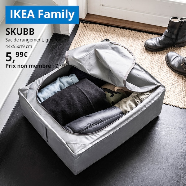 Offres IKEA Family du moment