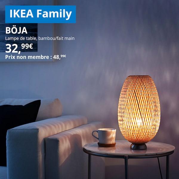 Offres IKEA Family du moment