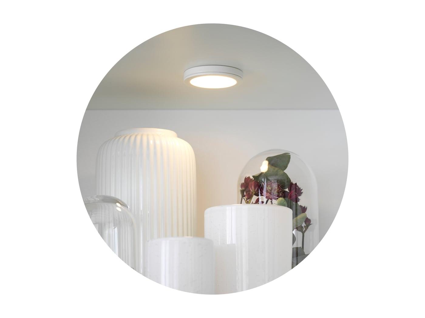 Üvegszálas lámpa ikea