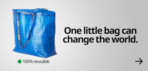 One little container can change the world. Keeps food fresh longer.