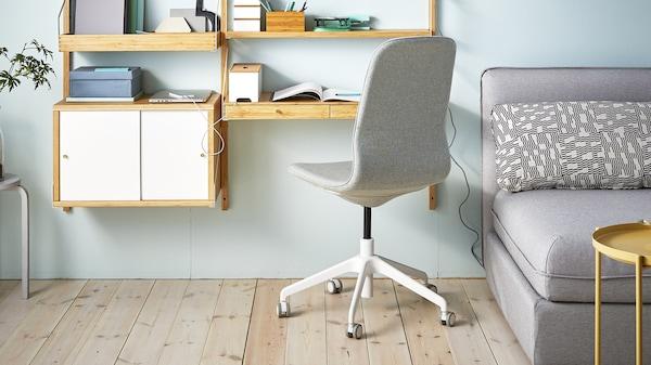 Ontwerp je eigen bureaustoel