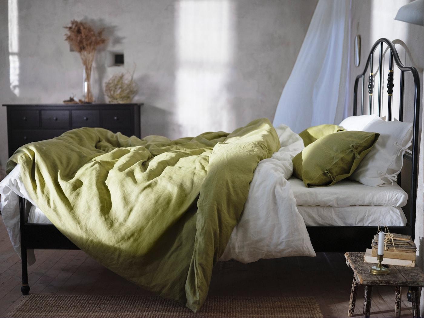 onverwachte gasten-logeren-IKEA wooninspiratie