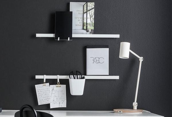 Ikea Accessoires Woonkamer.Slimme Ophangsystemen Van Keuken Tot Woonkamer Ikea