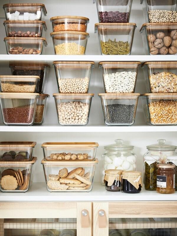 Orden, almacenaje y limpieza