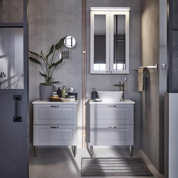 Ein ordentliches Badezimmer gestalten - IKEA