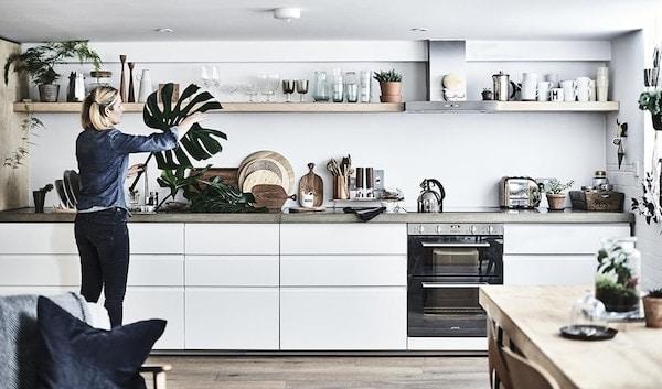 Organising your kitchen cupboards — spotlight — tips — IKEA interior inspiration