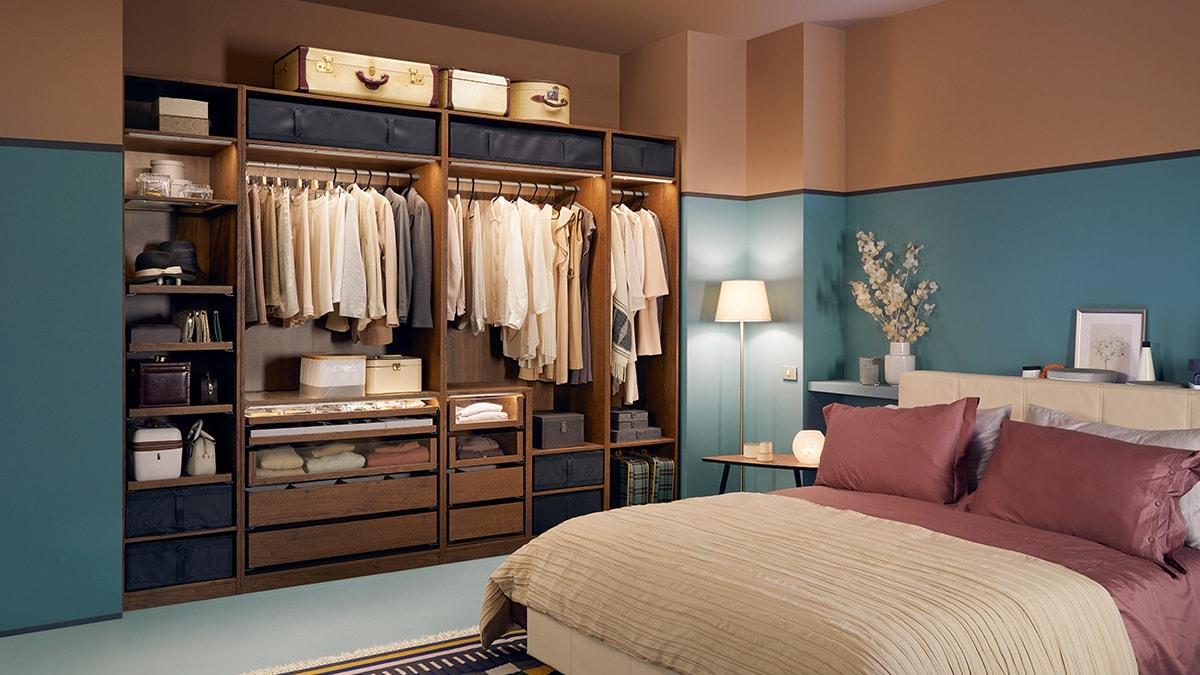 Organizza la camera da letto - IKEA