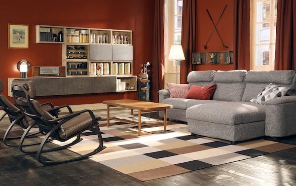 Organizza il soggiorno secondo le tue passioni - IKEA