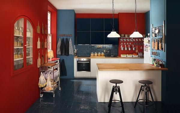 Cucina Ikea Usata.Organizza La Tua Cucina Ikea