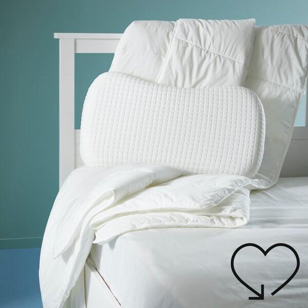 Особые условия обмена для подушек, одеял и матрасов