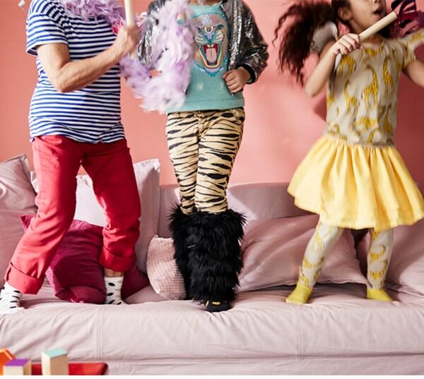 Osservare i bambini mentre giocano ci ha fatto capire cose importanti, che abbiamo riportato nel nostro ultimo report sul gioco – IKEA