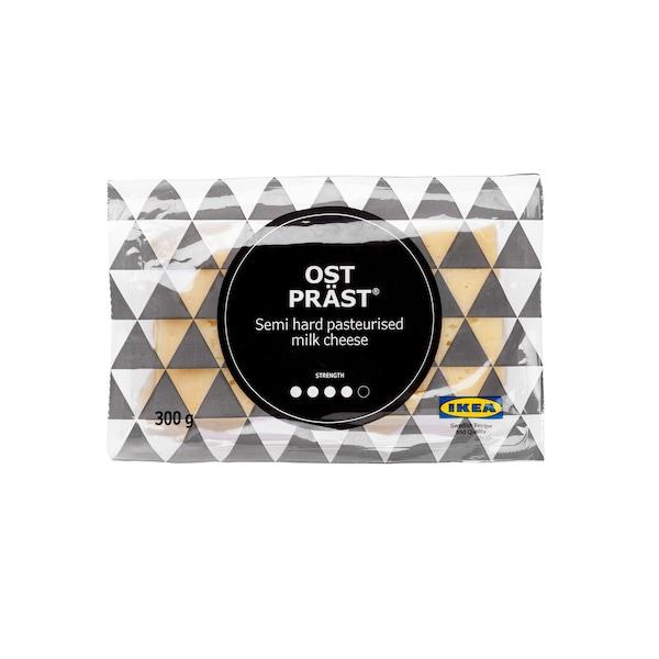 OST PRAST Semi hard pasteurized milk cheese