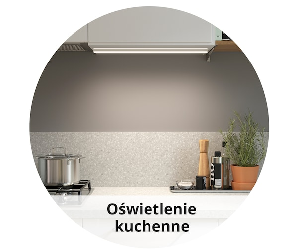 Oświetlenie kuchenne