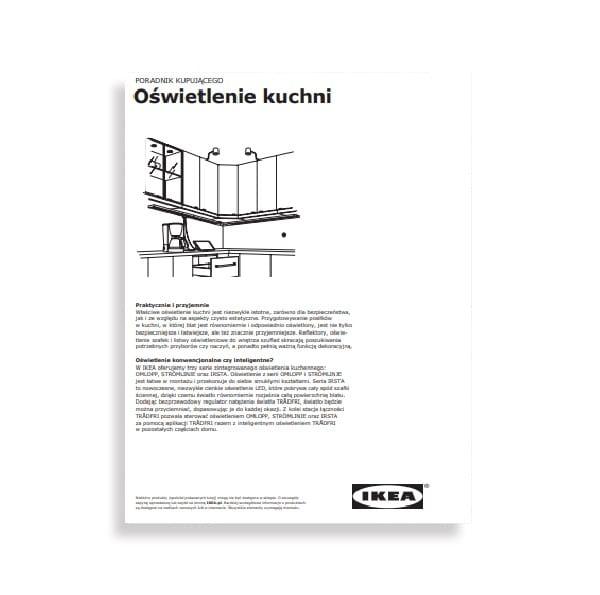 Oświetlenie kuchenne PDF