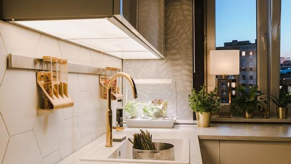 Unikalne Znajdź kuchnię swoich marzeń - IKEA XE75