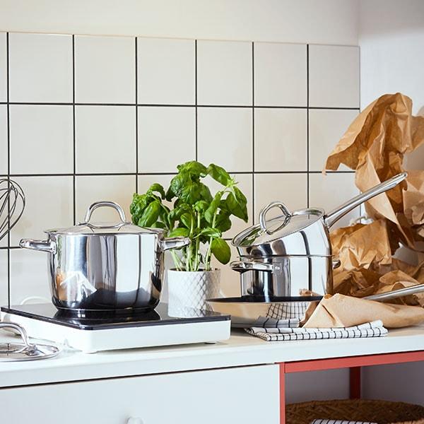 OUMBÄRLIG Cooking kit 2