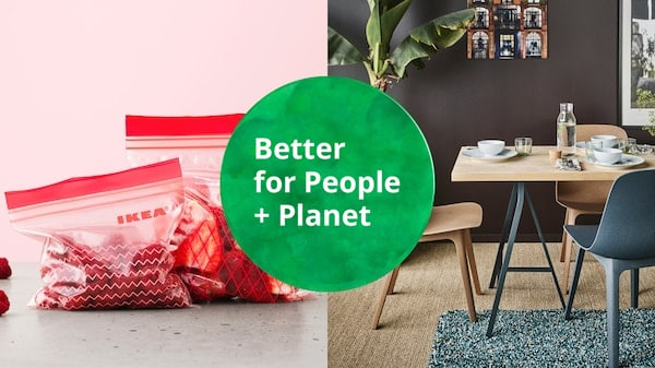 Our best products for a more sustainable life at home.