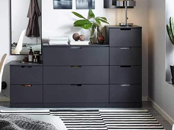 Outil-de-conception-rangement- NORDLI-IKEA