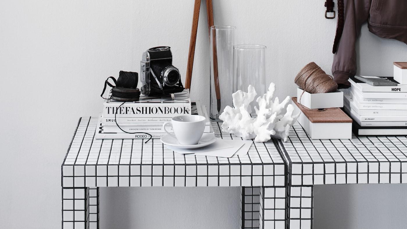 På IKEA ser vi avfall som en resurs – och vill hjälpa dig att göra detsamma. Genom att producera mindre avfall kan vi lämna över en renare och friskare planet till kommande generationer.