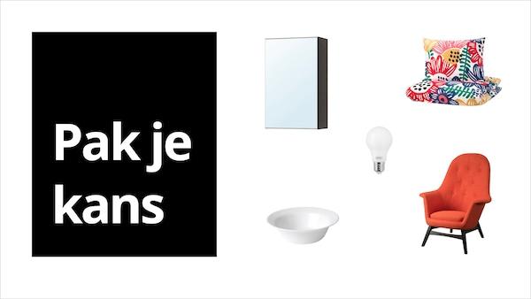 PAK JE KANS IKEA DELFT