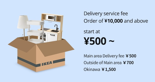 Parcel Delivery Service Fee