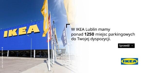Parking IKEA Lublin