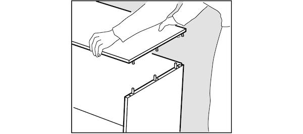 Pas à pas montage des caissons de cuisine IKEA
