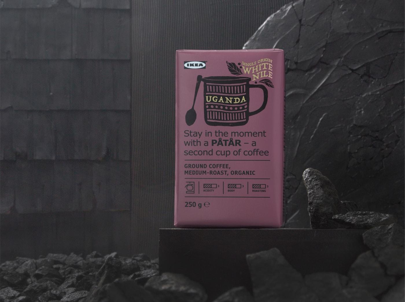 PÅTÅR különleges kiadás, 100% Arabica kávé.